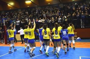 Volley: tre nuove giocatrici per il CUS Torino