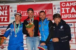 Sci Alpino: Verena Stuffer e Peter Fill campioni a Bardonecchia