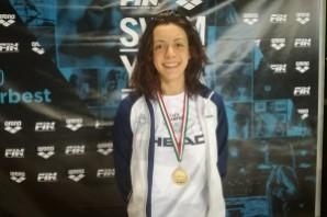 Nuoto: Criteria Giovanili, 400 misti d'oro per Ginevra Molino