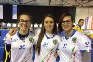 Tiro con l'Arco: Tatiana Andreoli protagonista agli Europei indoor