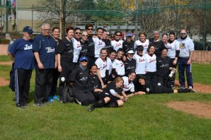 Softball: Jacks Torino al lavoro in vista dell'esordio in campionato