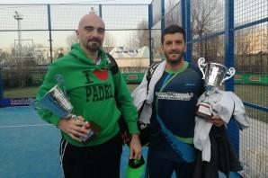 Padel: Enrico Burzi e Alberto Albertini, due campioni bolognesi a Torino