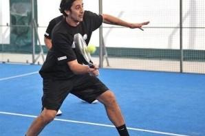 Padel: al Monviso in gara anche l'ex cestista Hugo Sconochini
