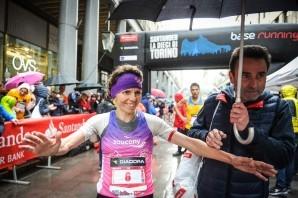 Podismo: Catherine Bertone, una maratona lunga una vita
