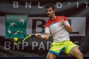 Tennis: Open BNL, vince Riccardo Bonadio