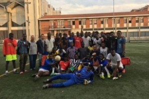 Calcio: il torneo Football Communities apre la stagione di Balon Mundial