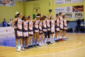 Basket: la Pallacanestro Torino chiude la stagione a Vigarano