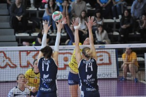 Volley: sfumano i playoff per il Fenera Chieri. Parella battuto in finale di Coppa Italia