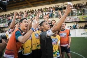 Neymar Jr's Five, un torneo di calcetto con destinazione Santos e Barcellona