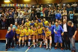 Volley Cus Torino, Daniela Gobbo e il racconto di un'impresa