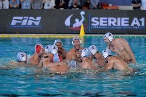 Final Six, Pro Recco campione d'Italia al Palazzo del Nuoto