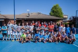 A lezione di tennis (e di vita) da Nick Bollettieri