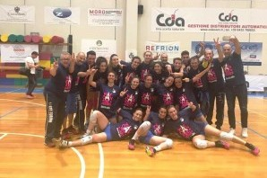 Volley: CUS Torino in serie A2