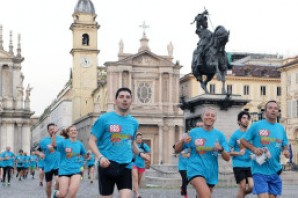 Torino corre all'alba con la RDS Breakfast Run Levissima