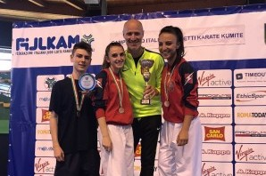 Karate: Veronica Brunori argento al Campionato del Mediterraneo