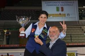 Biliardo: altri tre titoli italiani assegnati al Palavela