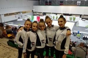 Campionato Italiano d'Insieme, altro titolo tricolore per Eurogymnica