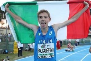 Sergiy Polikarpenko argento europeo juniores. Davide Re qualificato ai Mondiali