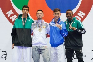 Danilo Greco, sogni e passione di karate