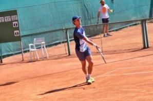 Tennis: Andrea Bolla, il personaggio emergente del 15.000 $ ITF di Cuneo