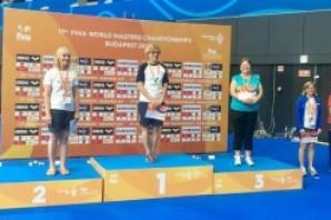 Alison Drake, tuffi senza età tra Olimpiadi e Mondiali master