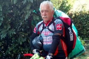 Una pedalata di 2000 kilometri per sostenere i diritti umani