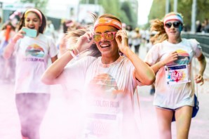 L'ultima domenica d'estate a Torino con The Color Run
