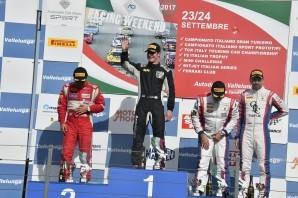 Campionato Italiano Granturismo, Lorenzo Veglia torna sul podio a Vallelunga
