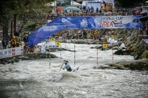 Canoa: Coppa del Mondo, azzurri lontani dal podio nelle prime finali a Ivrea