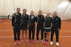 Serie A1, l'US Tennis Beinasco parte in quarta. Stampa Sporting cede al TC Prato