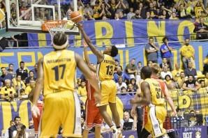 Basket: la Fiat Torino è ispirata e mette in riga anche Pesaro