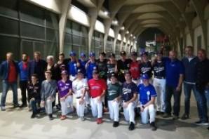Baseball: riparte l'Accademia con i migliori talenti del Piemonte