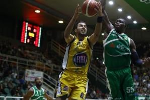 Basket: la Fiat Torino si ferma sul parquet di Avellino