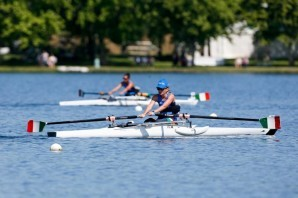 Remando verso i Giochi con Rowing for Tokyo e Rowing for All