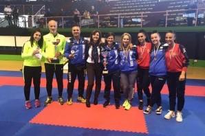 Karate: torinesi fantastici ai Campionati Italiani Juniores di kumite
