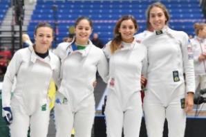 Scherma: Alice Clerici argento mondiale a squadre