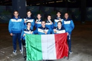 Tennis Tavolo: oro e argento europei per Lorenzo Cordua