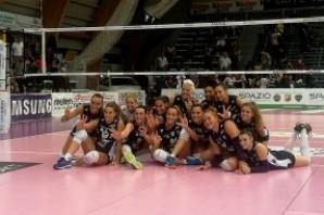 A2 femminile, il Fenera Chieri strapazza Olbia. 1 punto per il CUS Torino a Soverato