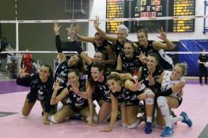 Volley: Fenera Chieri bello e vincente a Ravenna. Il CUS stecca l'esordio casalingo
