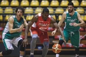 Basket: Italia-Romania, ecco i 12 convocati