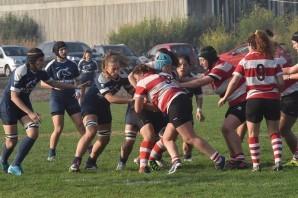 Rugby: grande vittoria del CUS Ad Maiora in serie A femminile