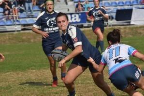 Rugby: serie A F, netta vittoria per il CUS Ad Maiora