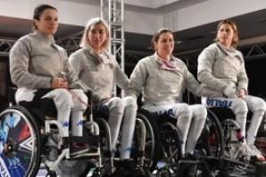 Scherma: altra medaglia mondiale per Andreea Mogos