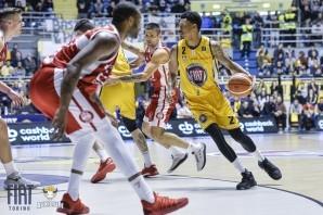 Basket: la Fiat Torino è perfetta e supera Milano