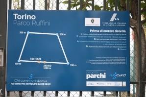 Podismo: il Progetto Parchi sbarca a Torino e parte dal parco Ruffini