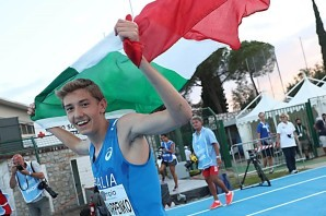 "Sergiy Polikarpenko, ""tra atletica e triathlon scelgo entrambe"""