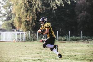 Football Americano: Alberto Ghio e la prima sfida dentro-fuori dei Giaguari