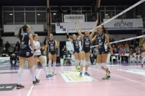 Volley: A2 femminile, volano Fenera Chieri e CUS Torino