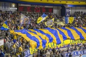 Basket: la Fiat Torino giocherà la prossima Euro Cup