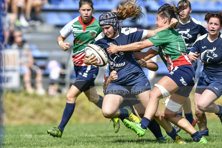 Ad Maiora ladies vs Benetton Treviso